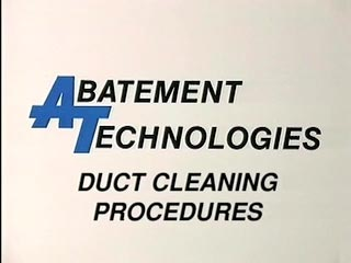Duct Cleaning Video