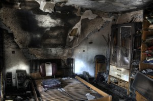 Fire Damage Cleanup in Wichita, KS