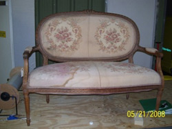 Winfield upholstery cleaning