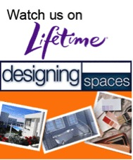 Watch Us On Lifetime's Designing Spaces