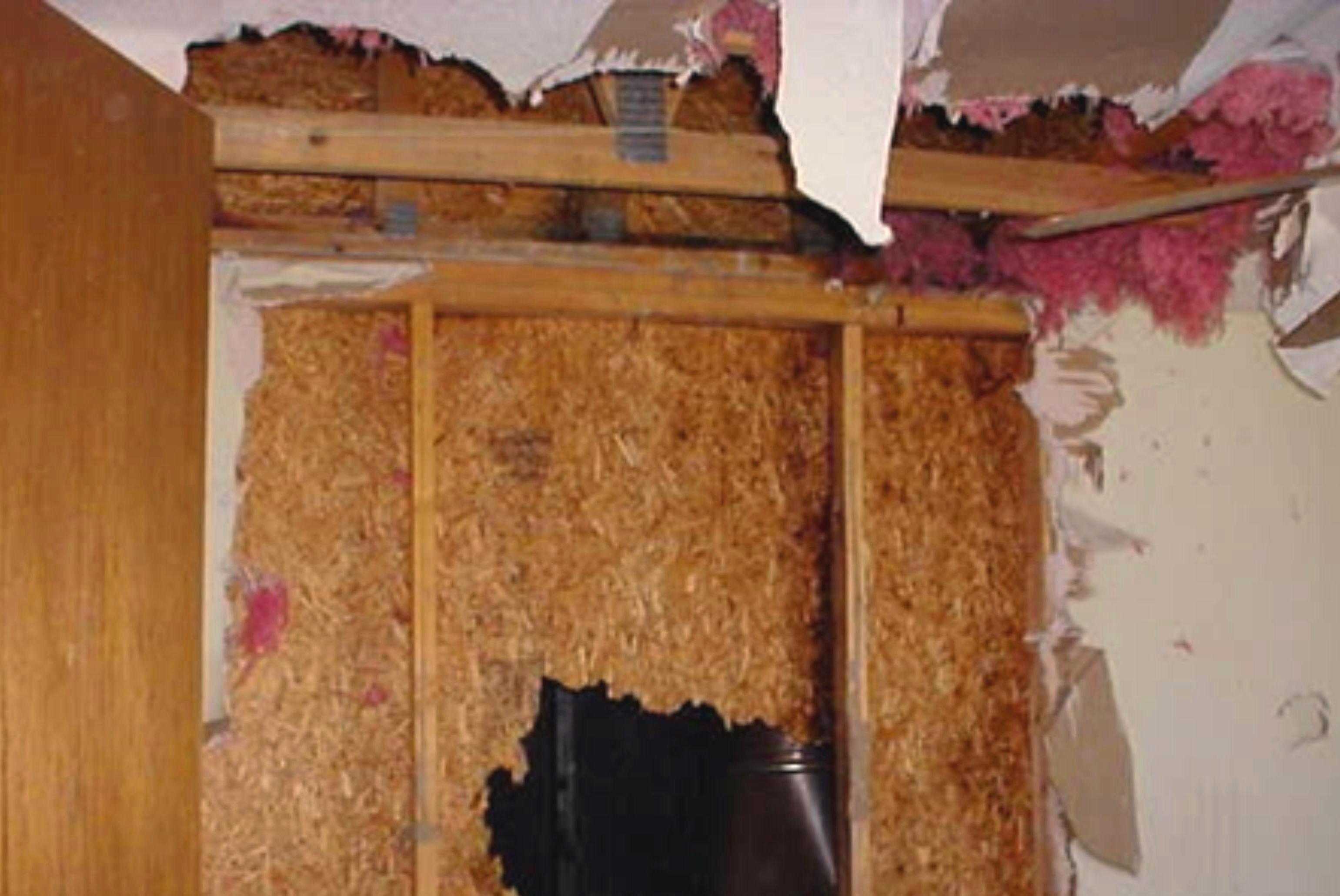 water damaged insulation | storm cleanup tips from ServiceMaster Wichita KS