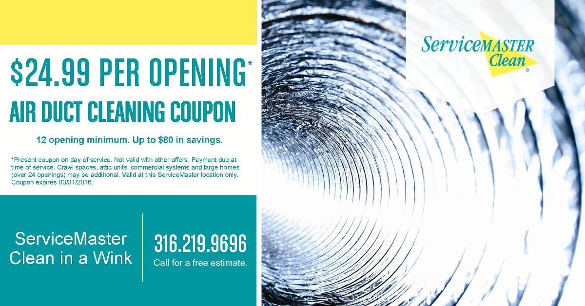servicemaster clean coupons
