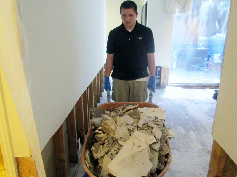 Flood damage cleanup | ServiceMaster Clean in a Wink, Wichita KS
