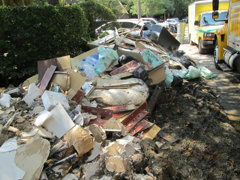 hurricane-harvey-flood-cleanup | ServiceMaster Clean in a Wink, Wichita KS